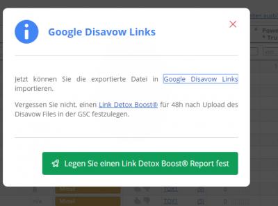 Link Detox Boost® (BOOST)